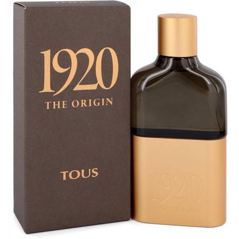 عطر توس 1920 ذا اوريجين رجالي  tous 1920 the origin parfum for men