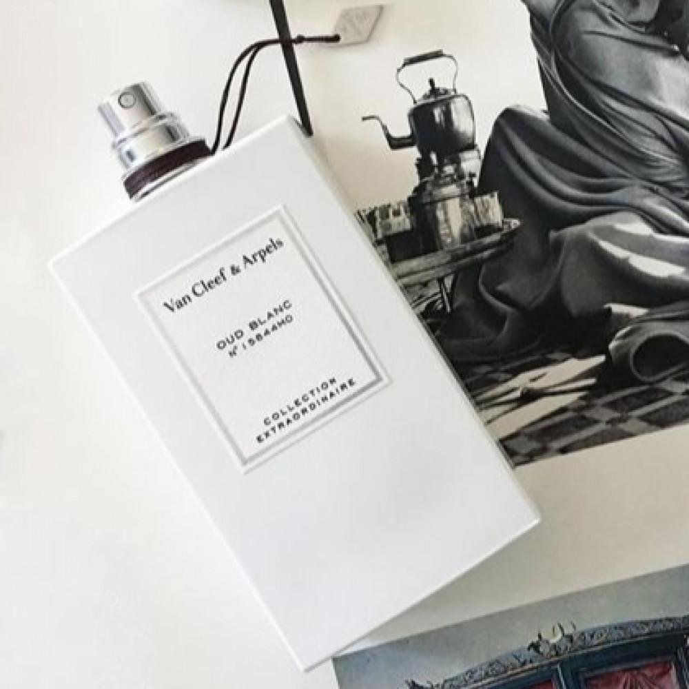 عطر فان كليف عود بلانك van cleef arpels oud blanc parfum