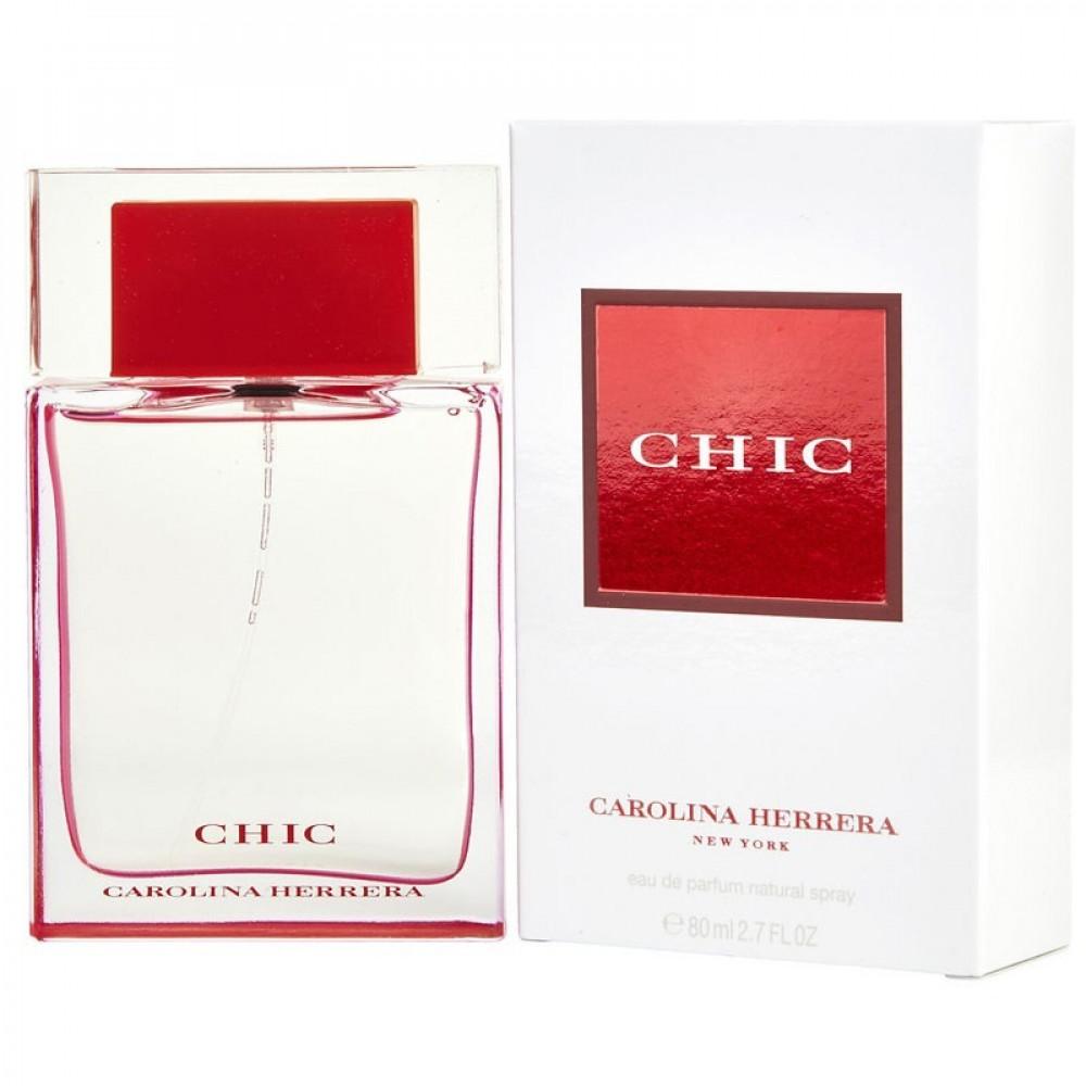 عطر كارولينا هريرا شيك النسائي carolina herrera chic women parfum