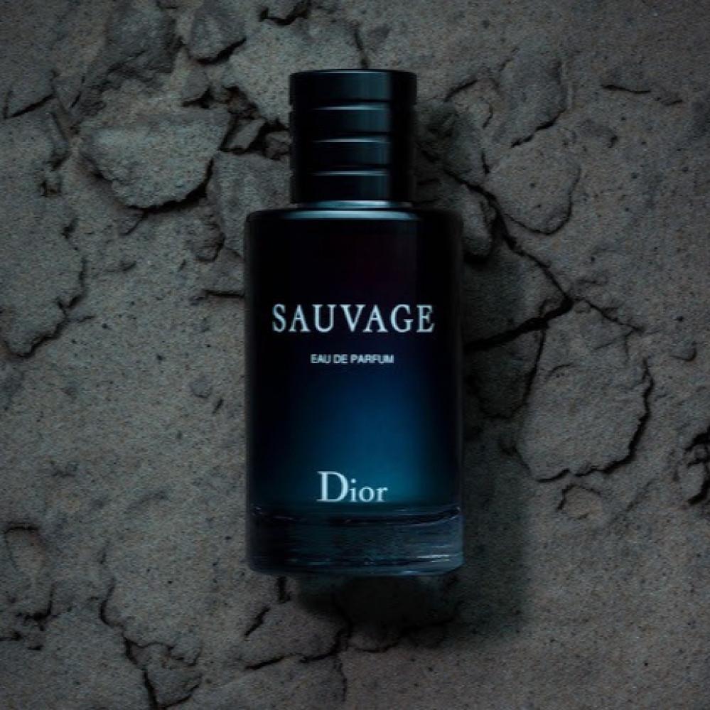 عطر ديور سوفاج ايو دي بارفيوم dior sauvage eau de parfum