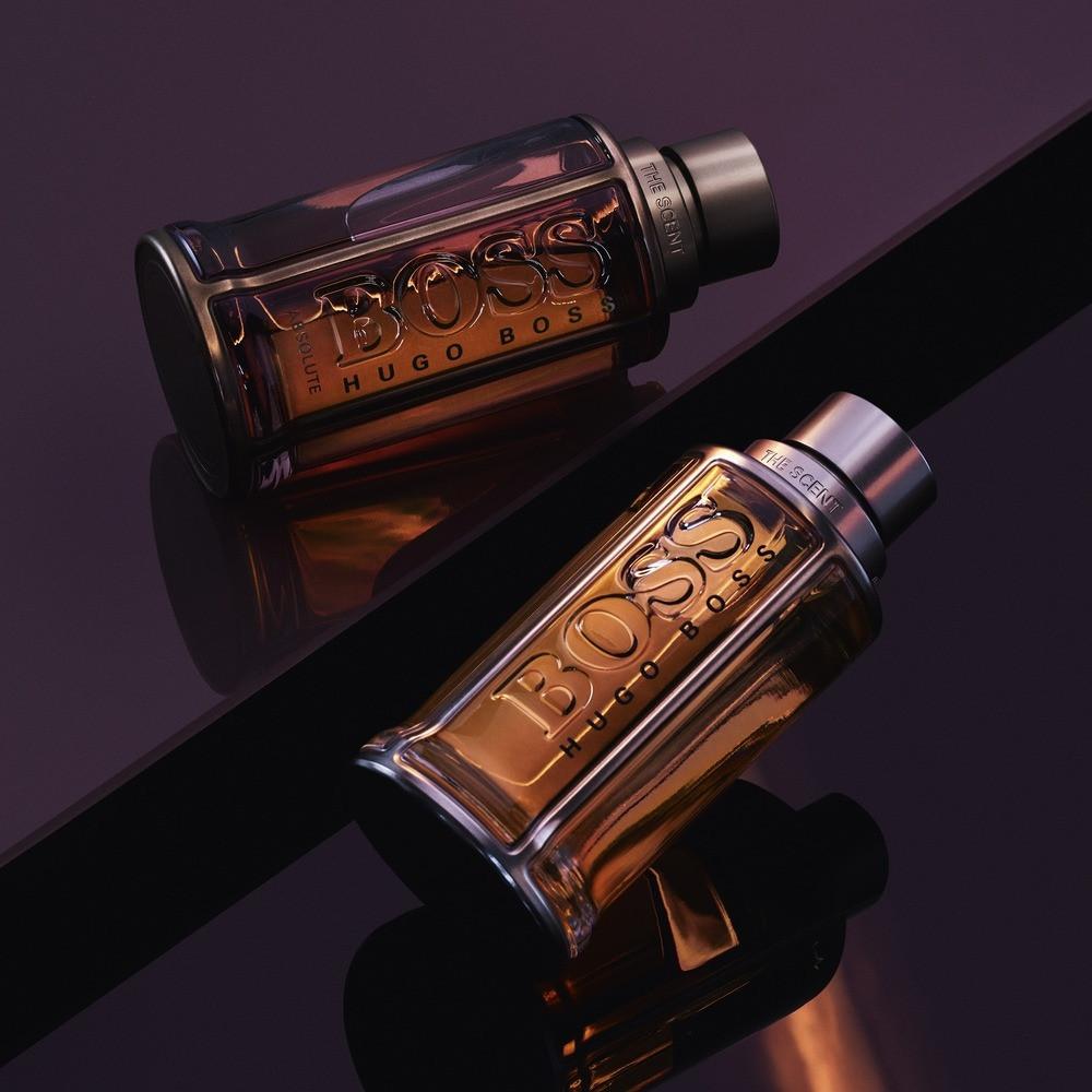 عطر بوس سنت الرجالي boss the scent intense hugo perfume
