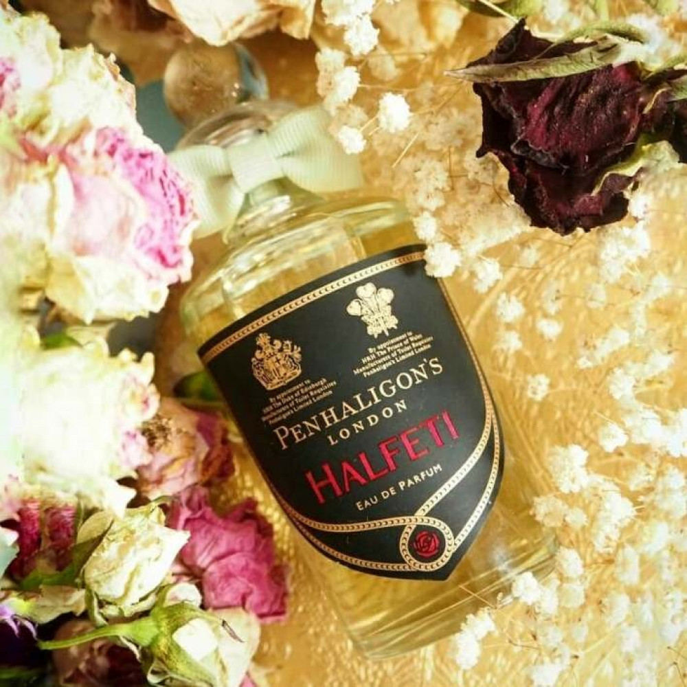 عطر حصري بنهاليغونز هالفيتي Exclusive perfume penhaligons halfeti