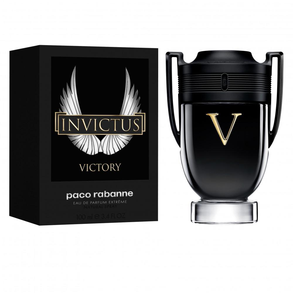 عطر باكو رابان انفكتوس فيكتوري paco rabanne invictus victory perfume