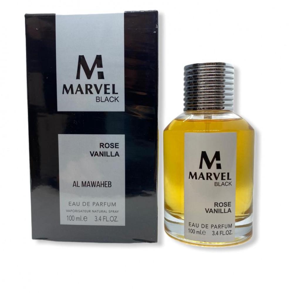 عطر مارفد بلاك روز فانيلا marvd black rose vanilla parfum