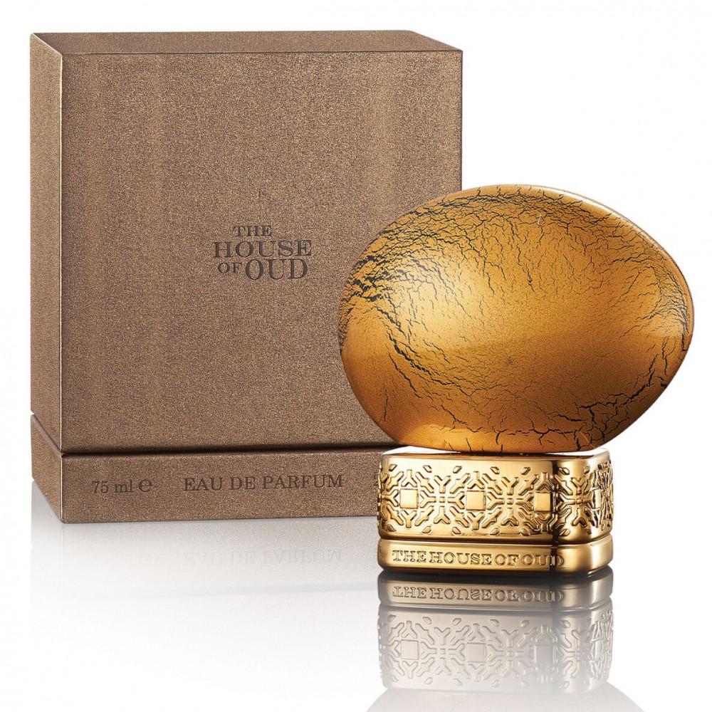 عطر ذا هاوس اوف عود جولدن بودر the house of oud golden powder perfume