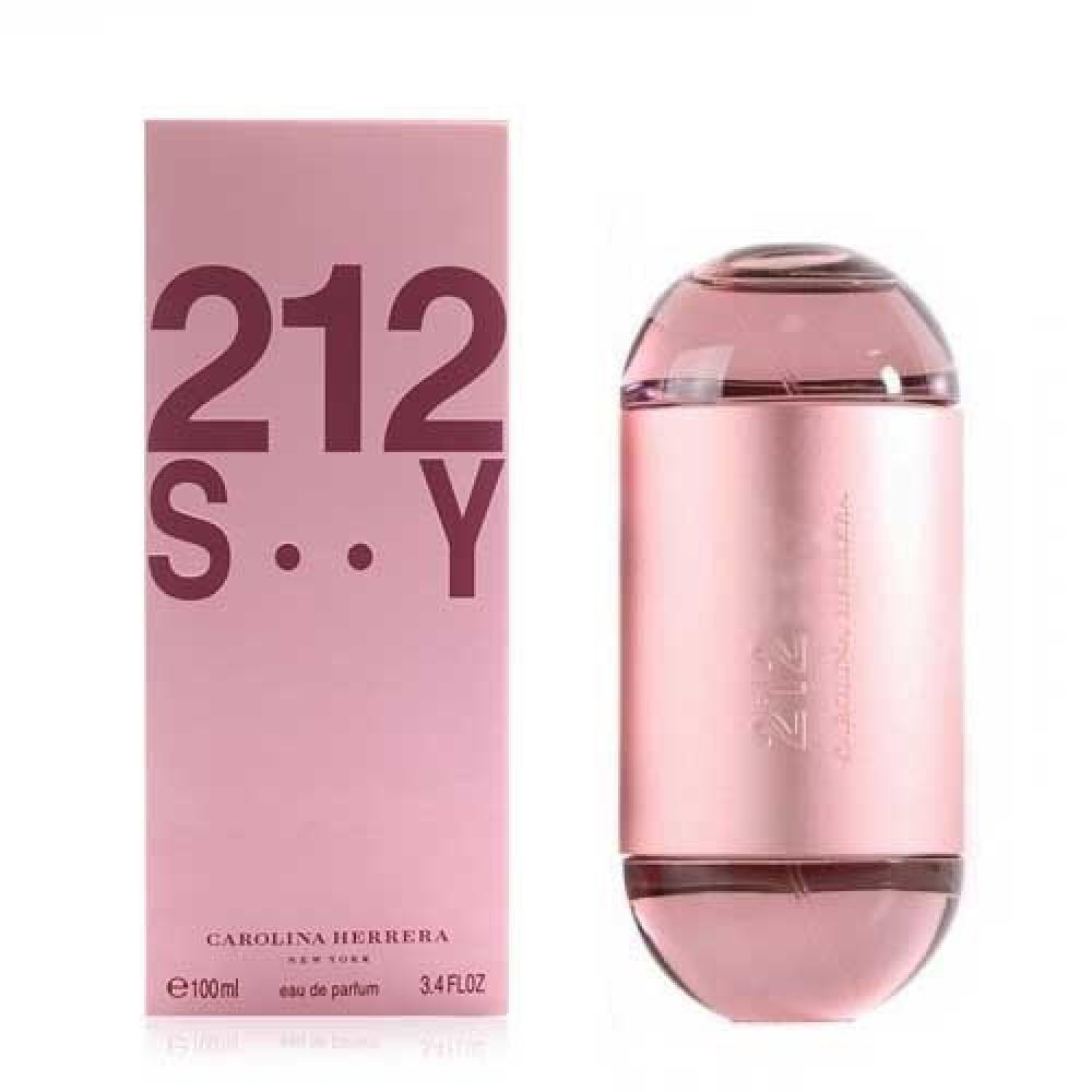 عطر كارولينا هيريرا 212 سكسي carolina herrera sexy 212 perfume