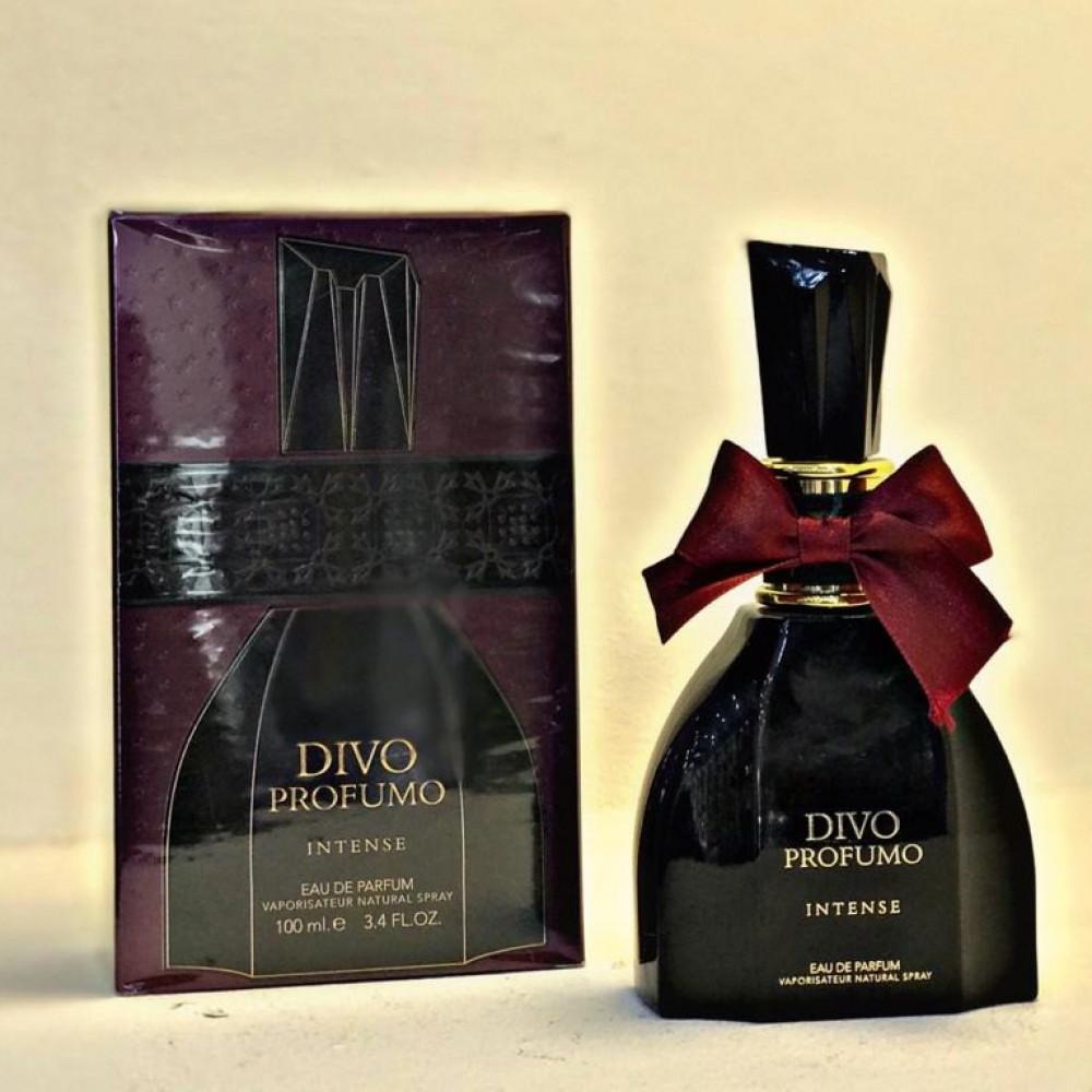 عطر ديفو بروفومو انتنس divo profumo intense perfume