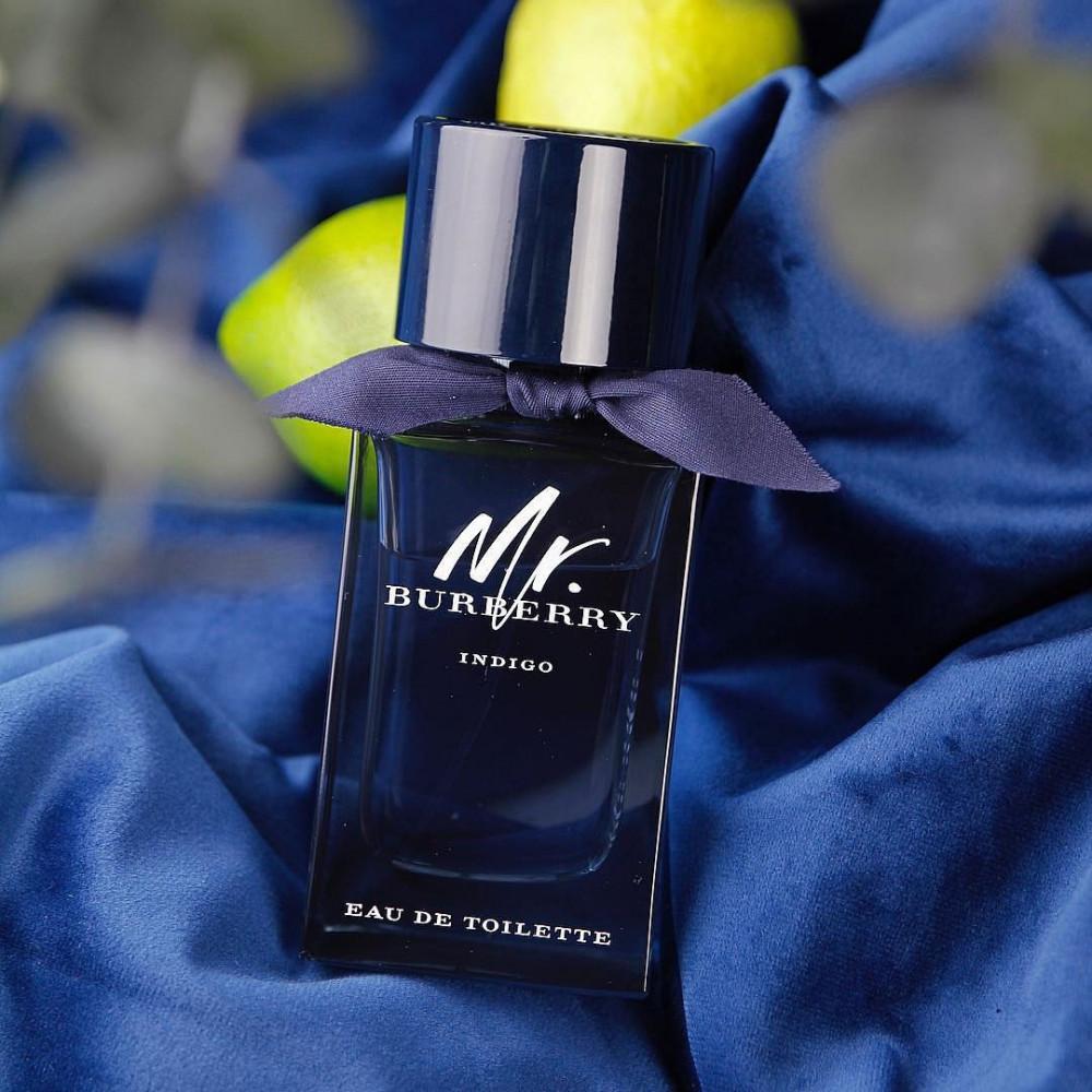 عطر بربري مستر بربري انديجو mr burberry indigo perfume