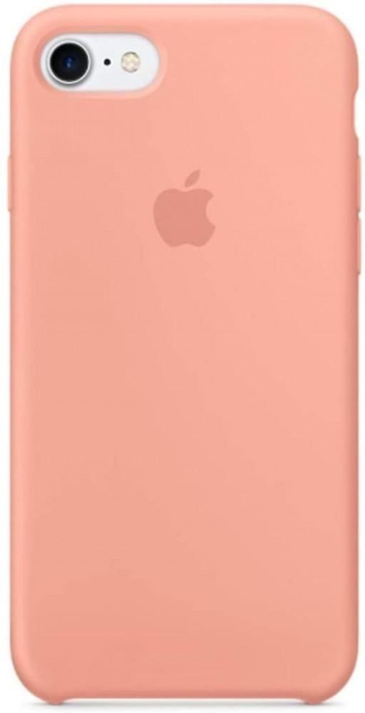 iPhone 8 - iPhone 7 Silicone Case  - Flamingo
