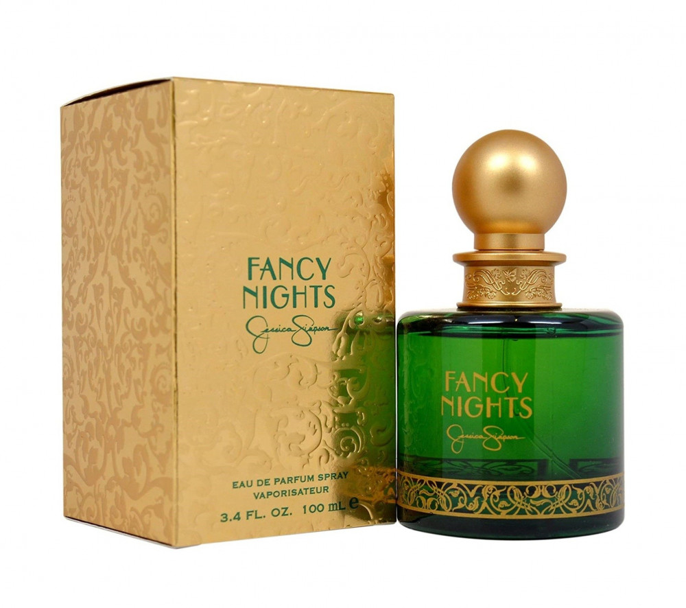 Jessica Simpson Fancy Nights Eau de Parfum 100ml متجر خبير العطور