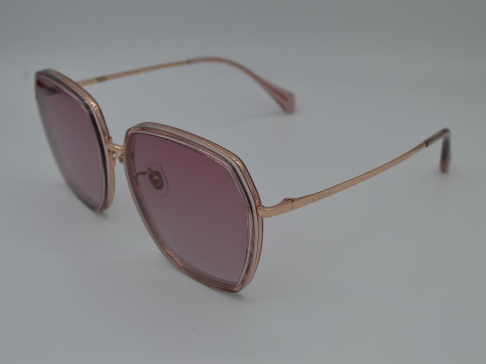 باريم PARIM نظارة شمسية نسائية لون العدسة وردي مدرج
