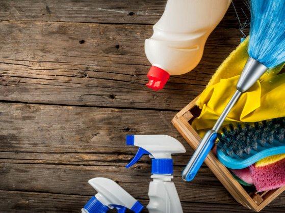 أدوات التنظيف