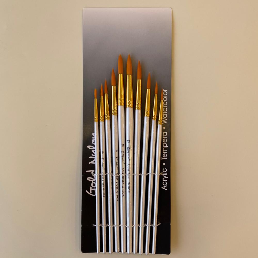 Giorgione Brush Set