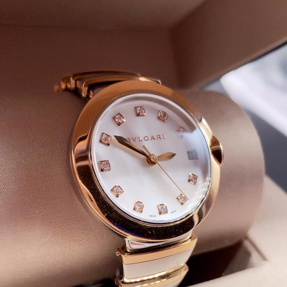 ساعة بولغري لوسيا الأصلية مستعملة