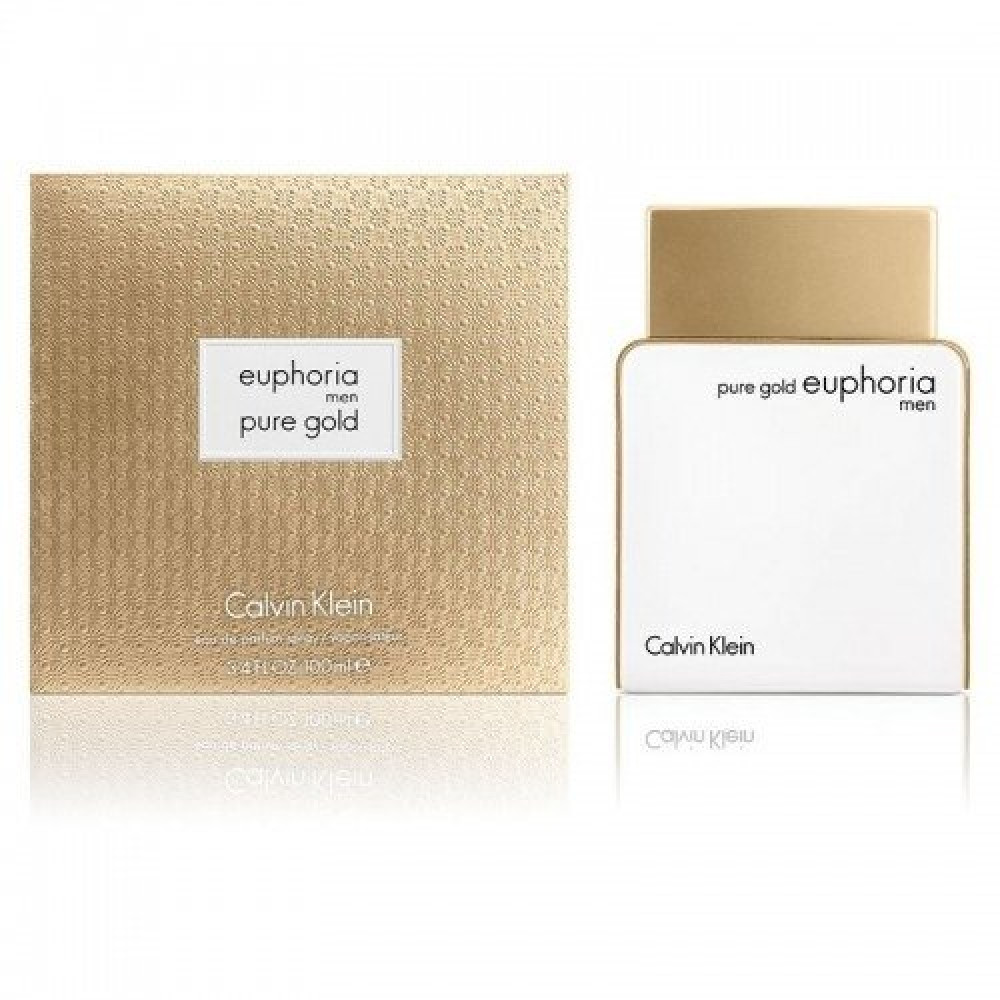 Calvin Klein Euphoria Pure Gold for Men Eau de Parfum 100ml خبير العطو