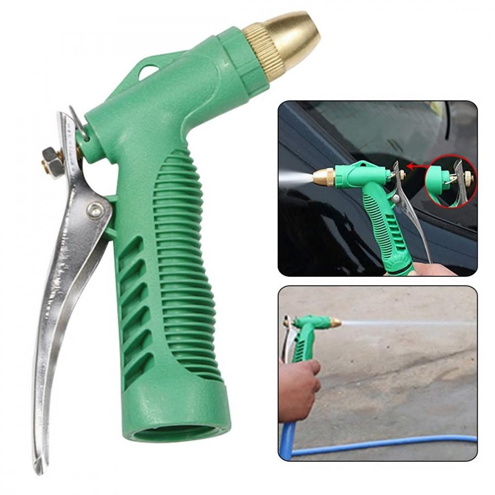 مسدس رش ماء قابل للتعديل لغسيل السيارات والجدران والممرات والسجاد