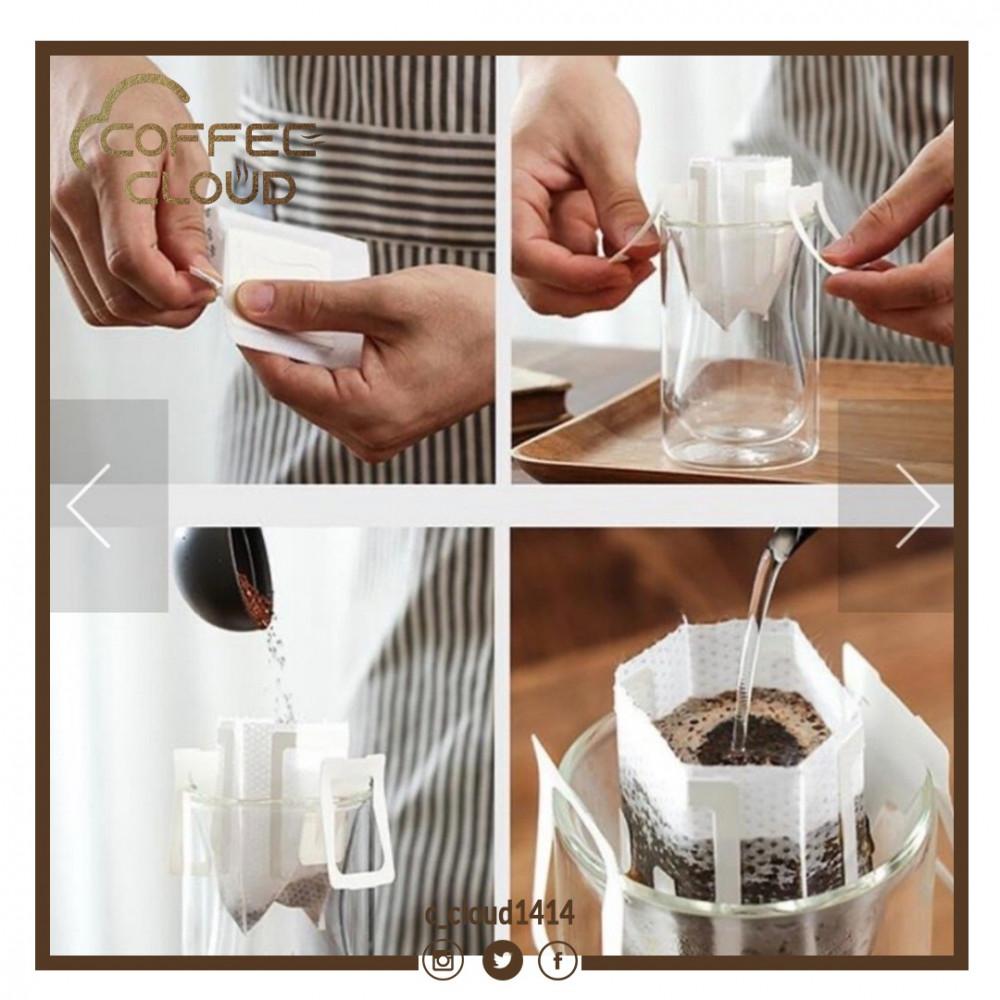 متجر كوفي كلاود قهوة مختصة فلتر ترشيح قهوة للكوب