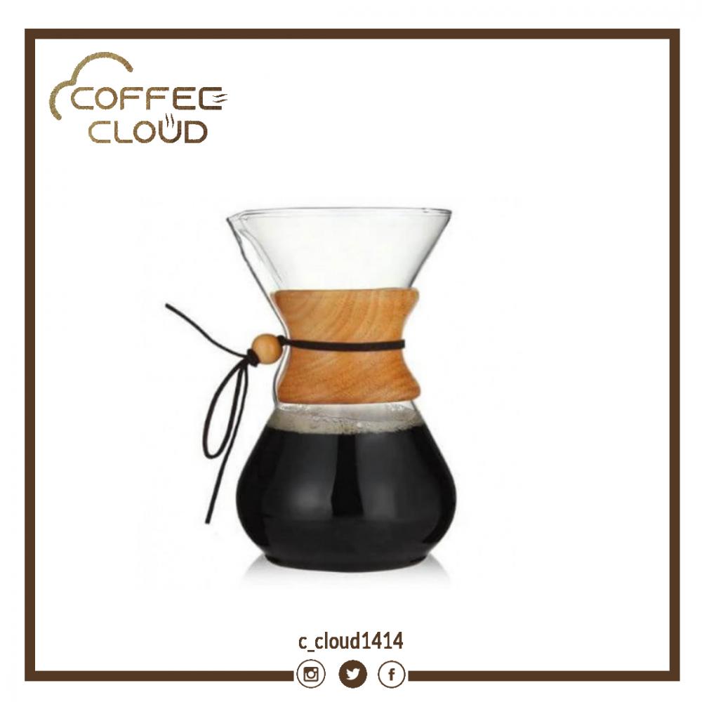 كميكس أداة لتحضير القهوة المختصة 800 مل متجر كوفي كلاود محامص القهوة
