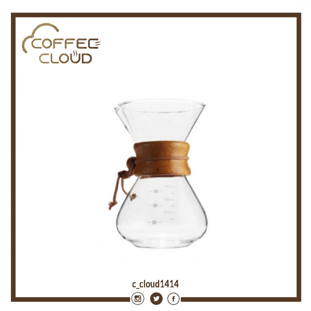 كميكس أداة لتحضير القهوة المختصة 400 مل متجر كوفي كلاود محامص ادوات تح