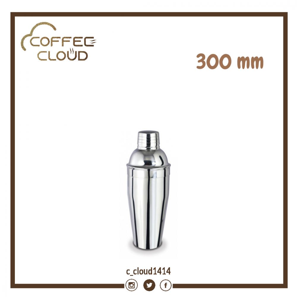 شيكر ستيل 300 مل متجر كوفي كلاود محامص قهوة ادوات الباريستا