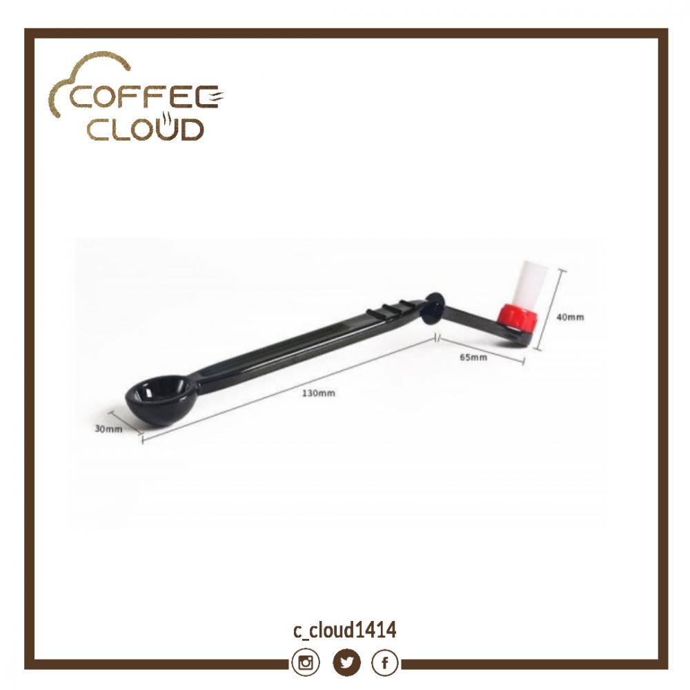 فرشاة تنظيف مكينة الاسبريسو متجر كوفي كلاود ادوات تنظيف محامص قهوة