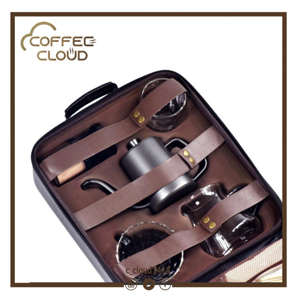 متجر كوفي كلاود للقهوة المختصة حقيبة القهوة المختصة الفاخرة V60