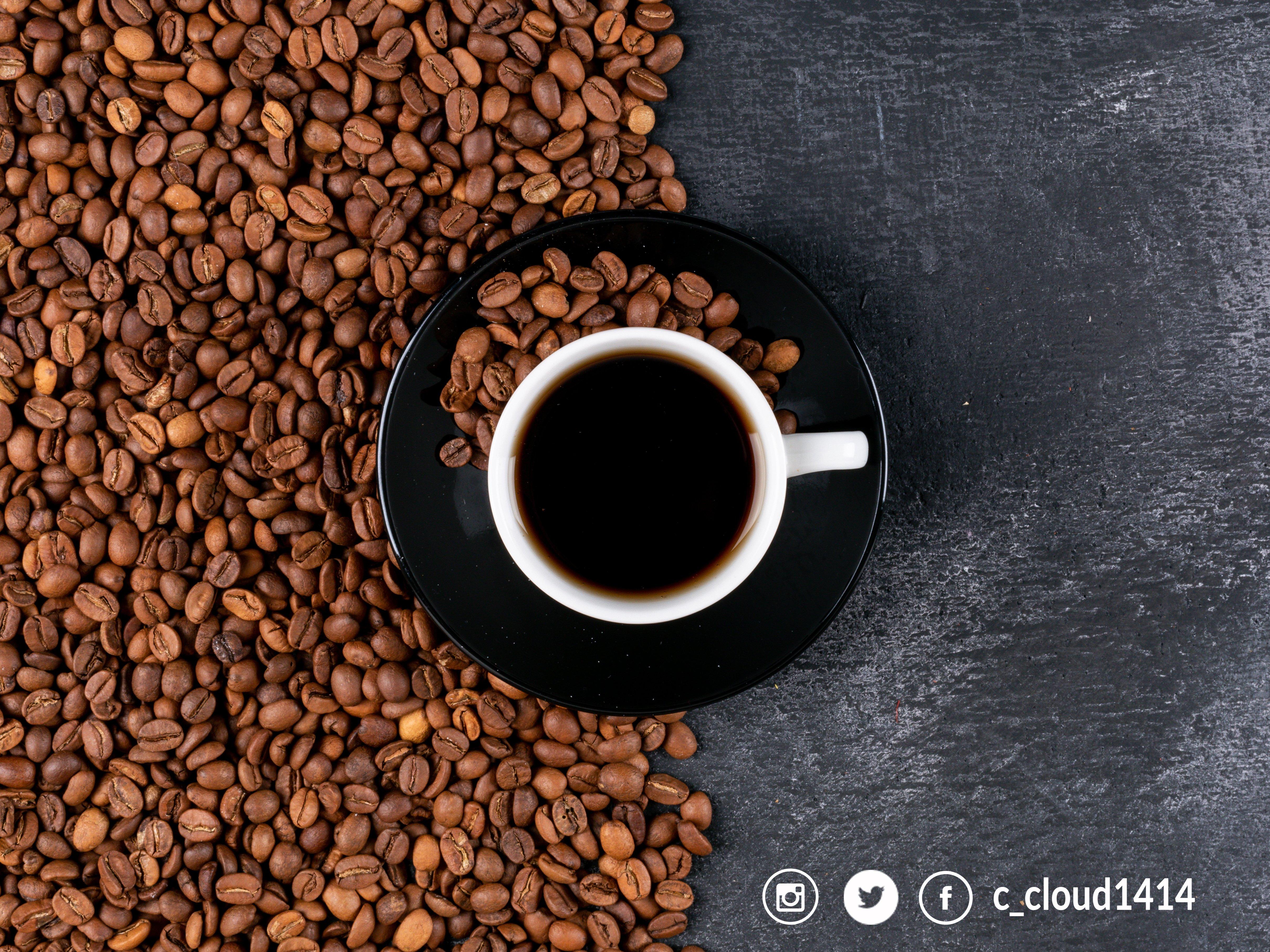 محامص القهوة