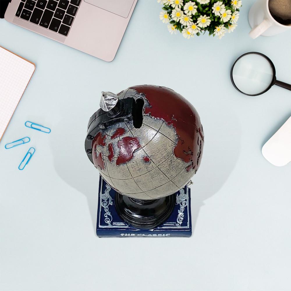 كرة ارضية ديكور