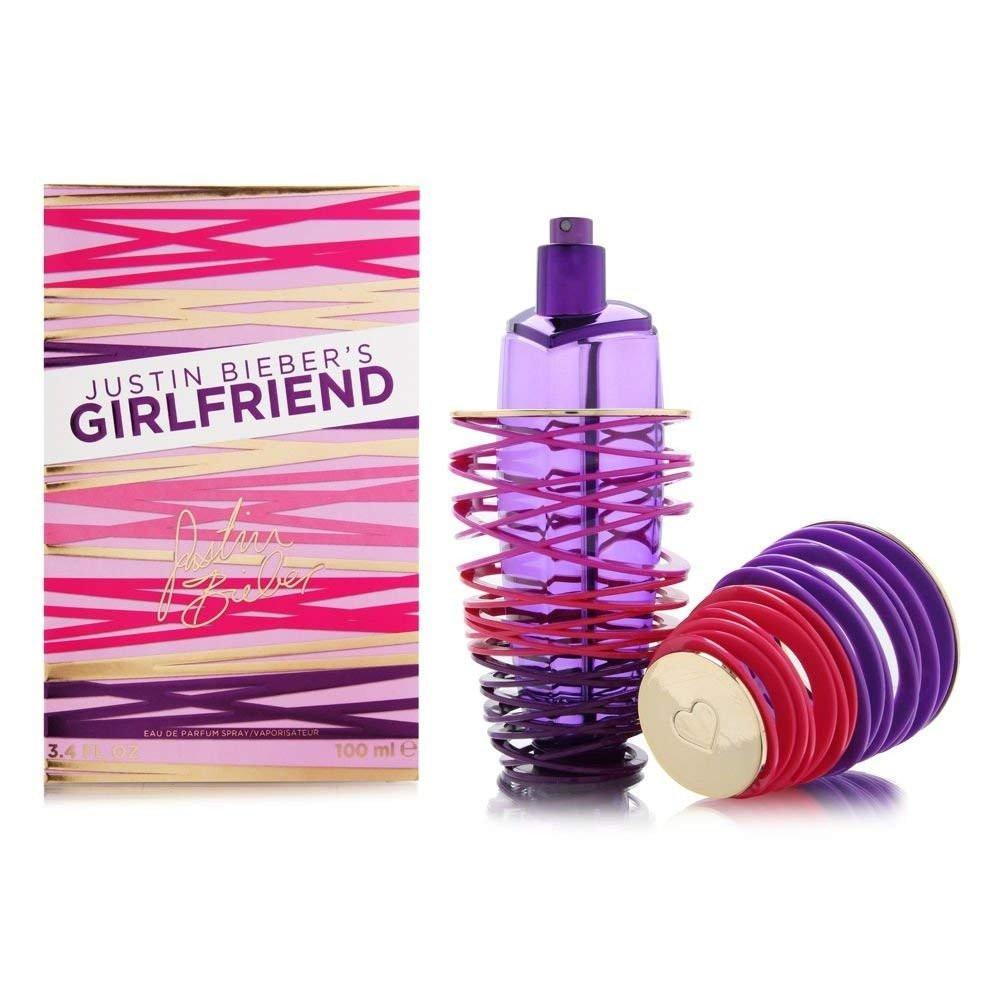 Justin Bieber Girlfriend Eau de Parfum 50mlمتجر خبير العطور