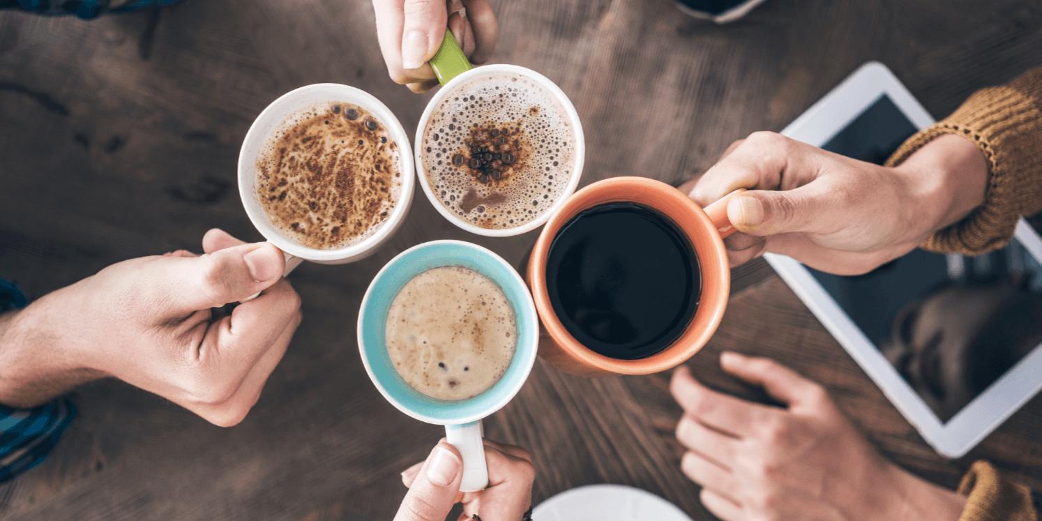 تشكيلة اركان القهوة