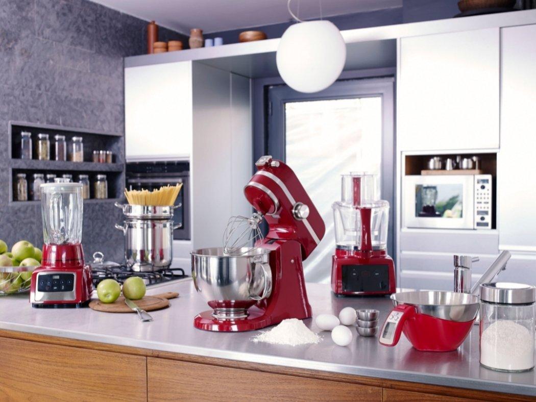 اجهزة المطبخ الكهربائية