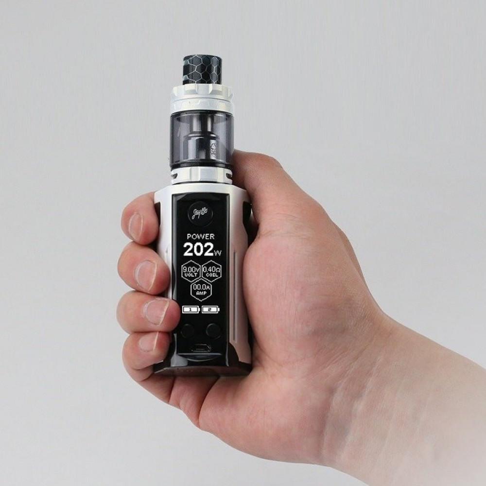 شيشة الكترونية ويسميك ريوليكس - WISMEC REULEAUX RX GENE Dual - شيشة