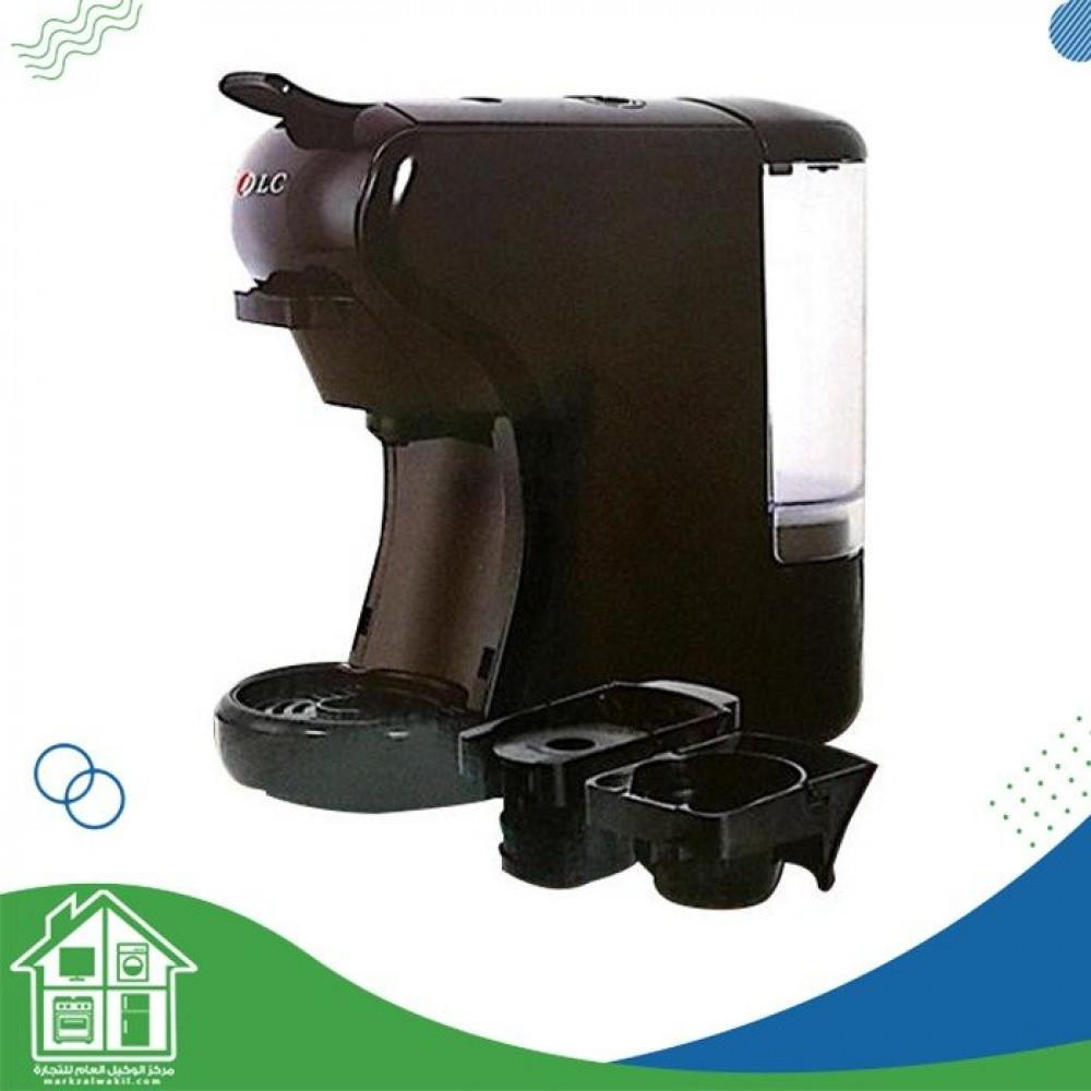 دي ال سي 3 في 1 آلة صنع القهوة بالكبسولات من شاين بيست موديل CM7306 3