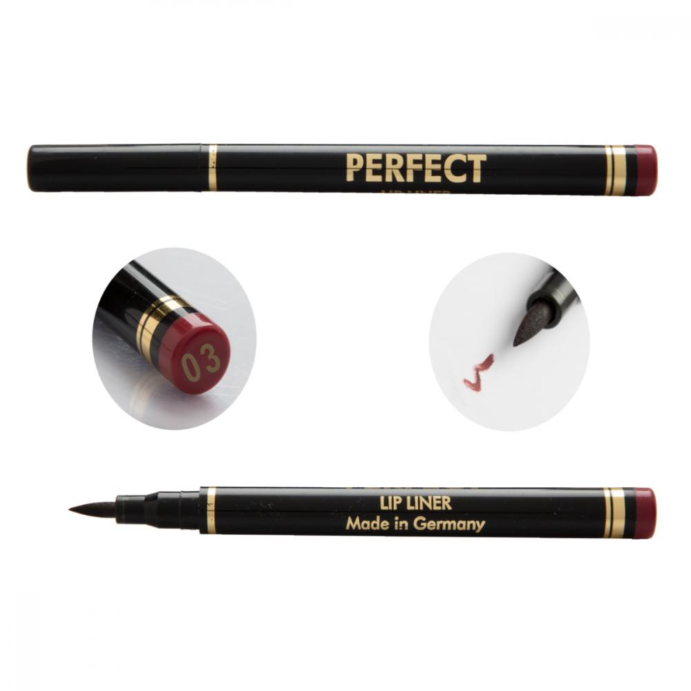 03-PERFECT Lip Liner Liquid Pen