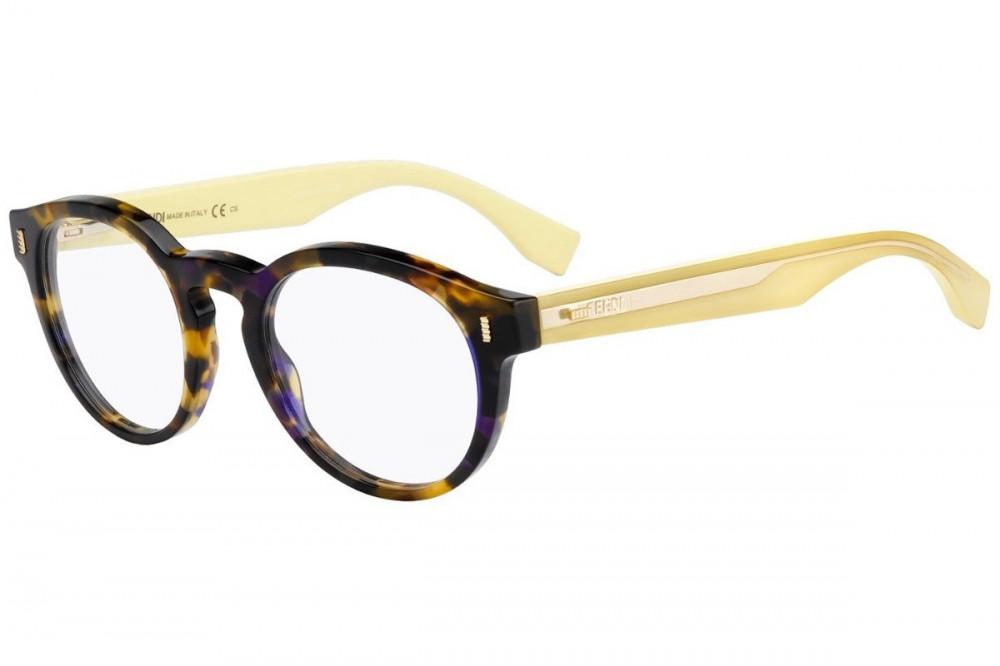 نظارات طبية دائرية
