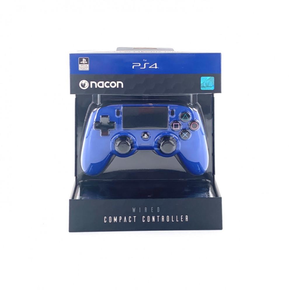 Nacon Compact Controller Blue