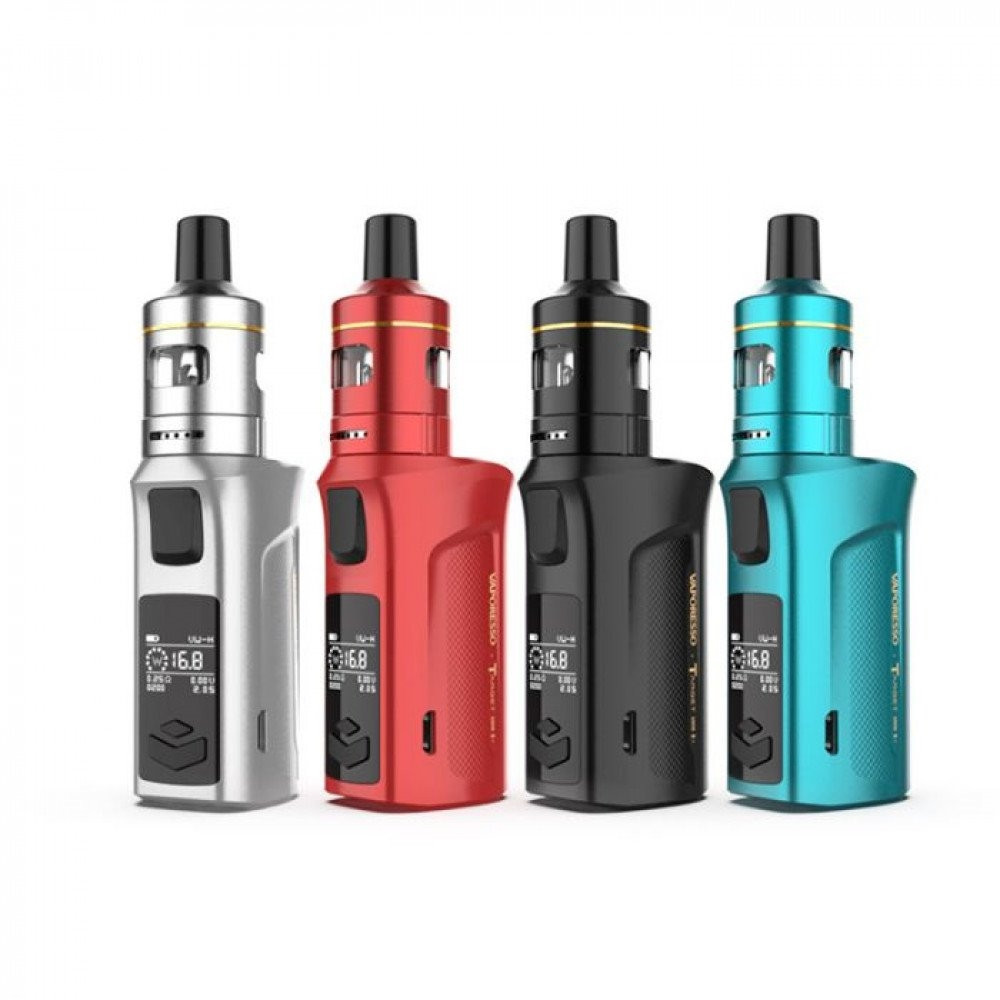 شيشة فابريسو تارجيت ميني - VAPORESSO Target Mini II Kit -  ITS BACK