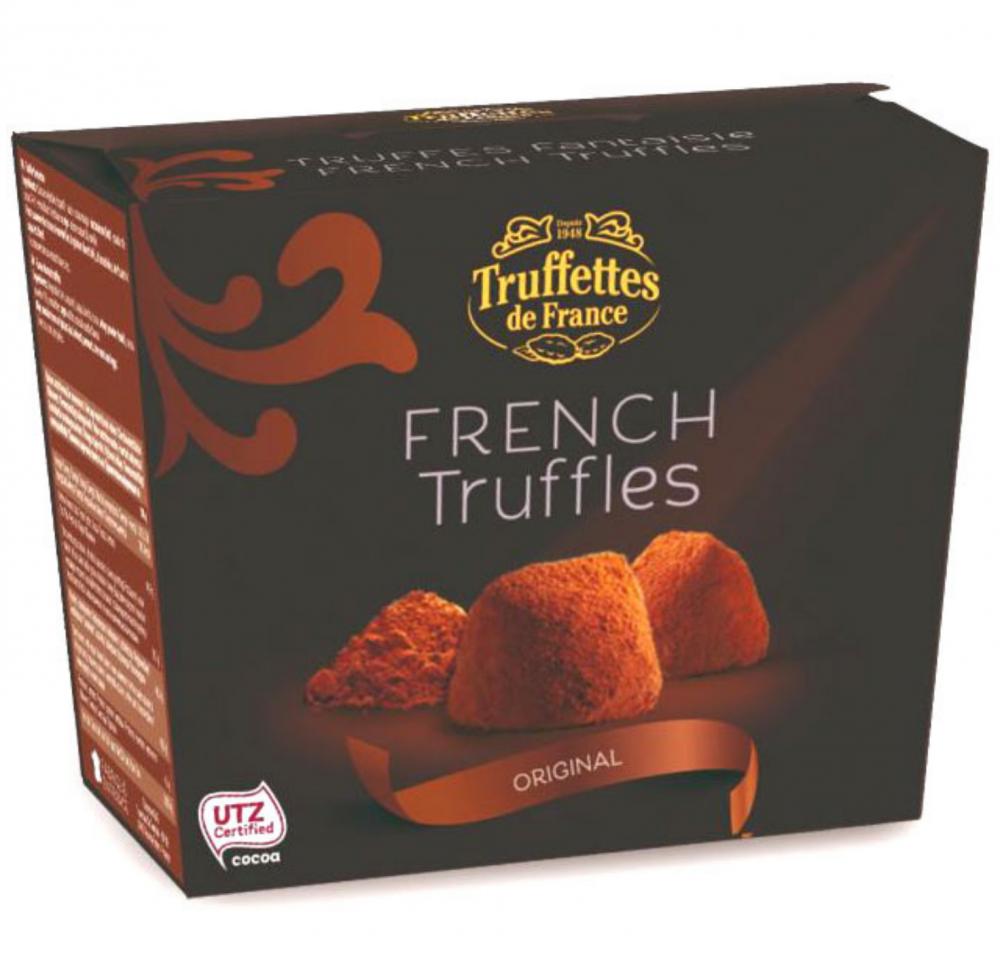 ترافيل الشوكولاتة النكهة الأصلية