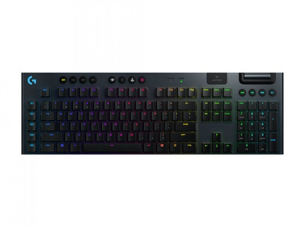 Logitech G915 Wireless RGB Mechanical Gaming Keyboard - Tactile switch