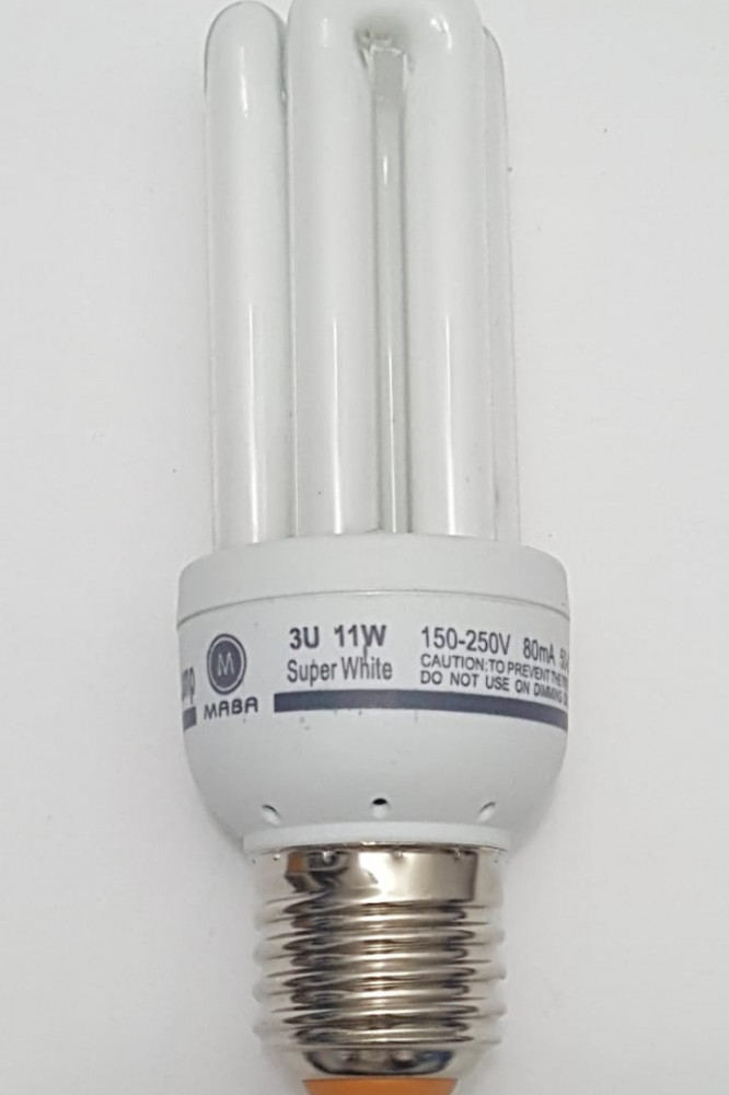 لمبة اصابع 11W  220V سوبر توفير الطاقة