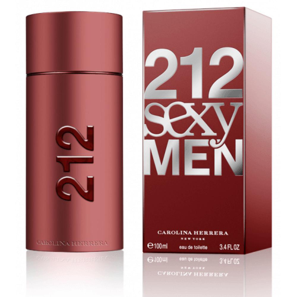 Carolina Herrera 212 Sexy for Men Eau de Toilette 100ml خبير العطور