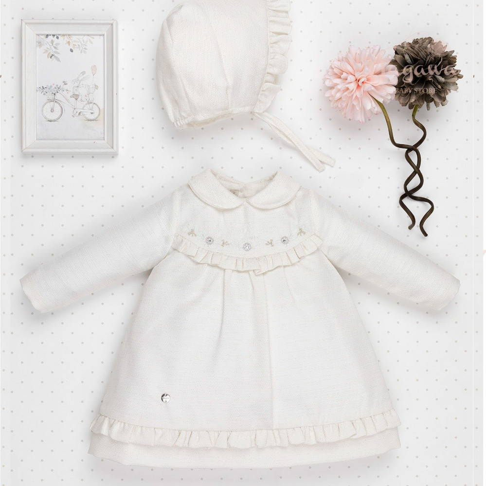 فستان-الشتاء-الابيض