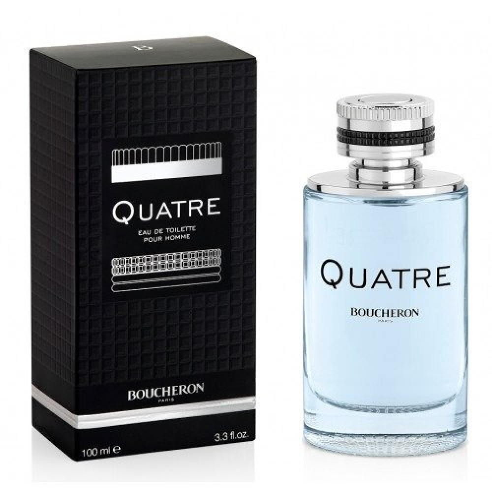 Boucheron Quatre for Men Eau de Toilette  متجر خبير العطور
