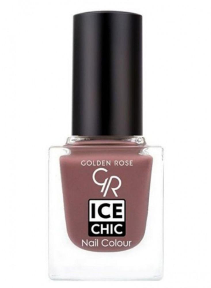 GOLDEN ROSE Ice Chic Nail Colour مناكير قولدن روز 17