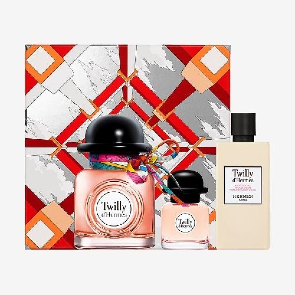 Hermes Twilly dHermès Eau de Parfum 85ml 3 Gift Set خبير العطور