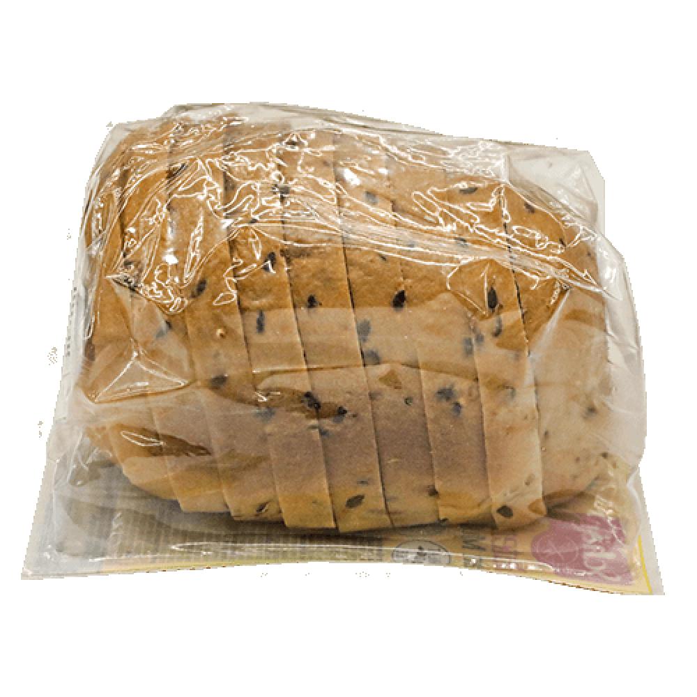 شرائح الخبز بالحبوب خالي من الجلوتين 250 جرام