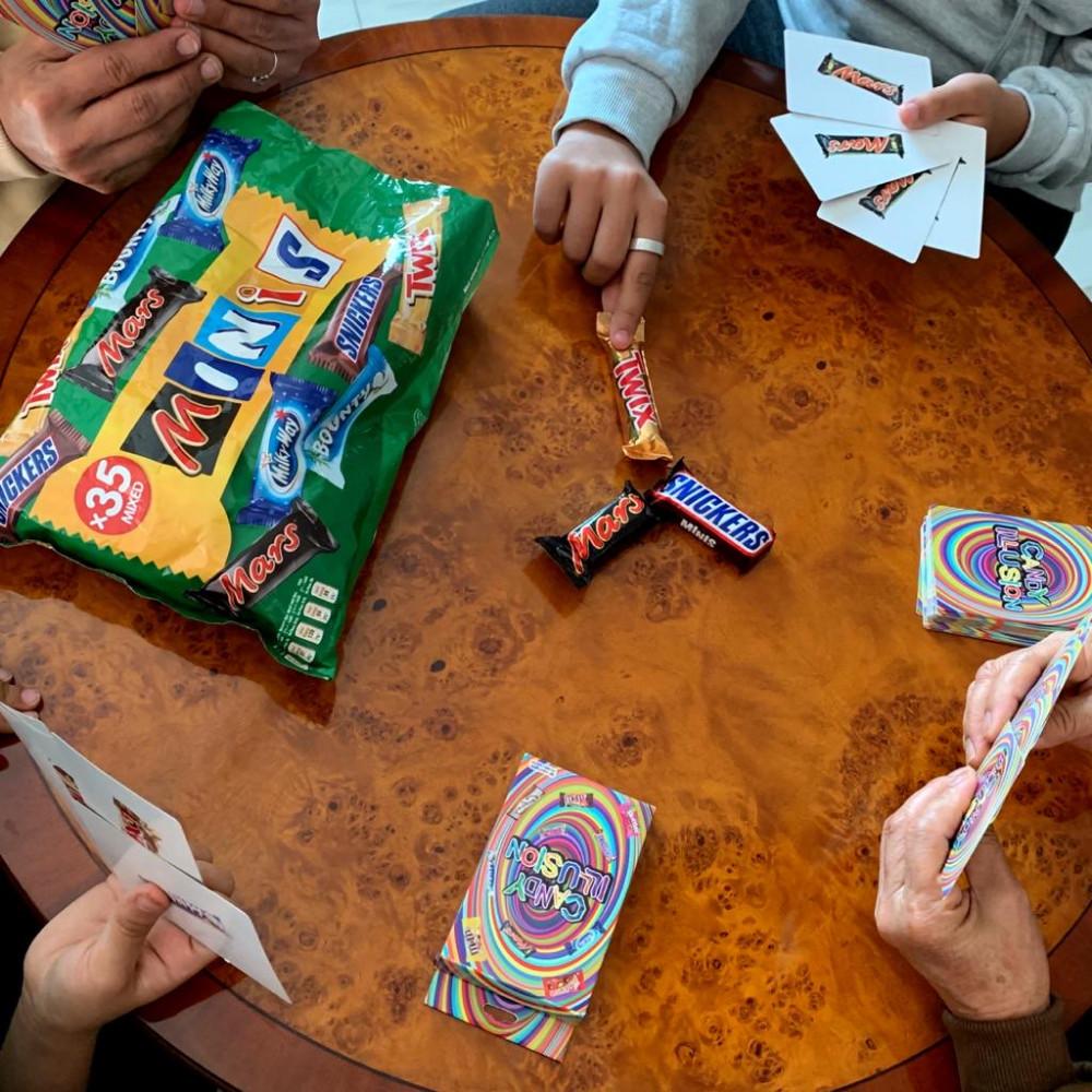 لعبة كاتدي الوجين لعبة الحلويات