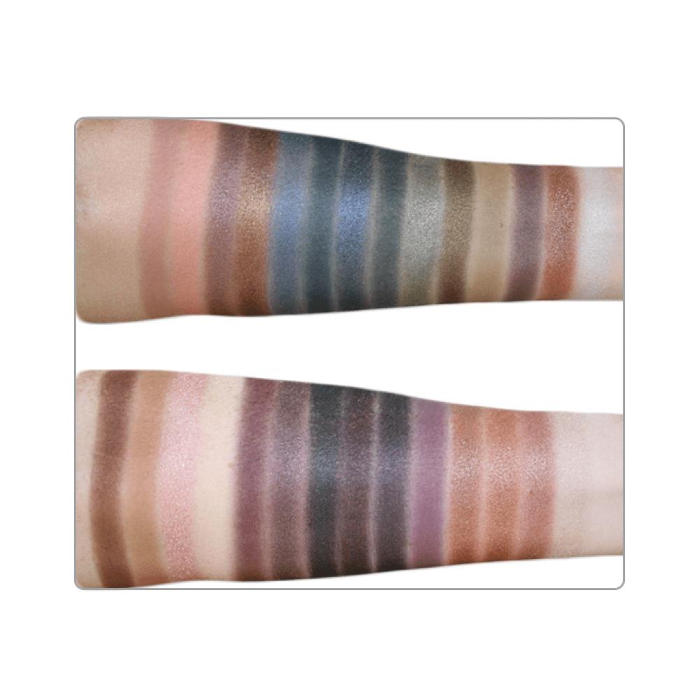 مجموعة ظلال العيون فورتن فيفورس ذا بريف 30 لون من ريفلوشن