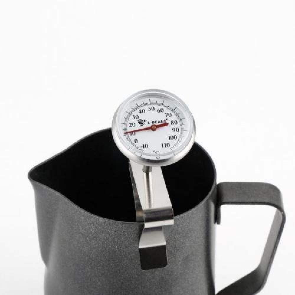 مقياس حرارة مع مقبض متجر كوفي كلاود محامص قهوة ادوات الباريستا