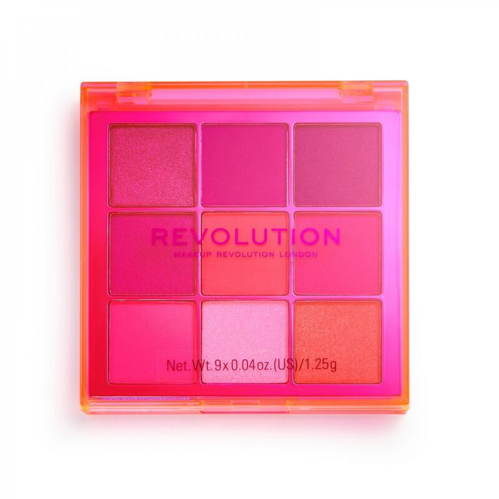 Makeup Revolution Viva Neon Eyeshadow Palette Party Vibes